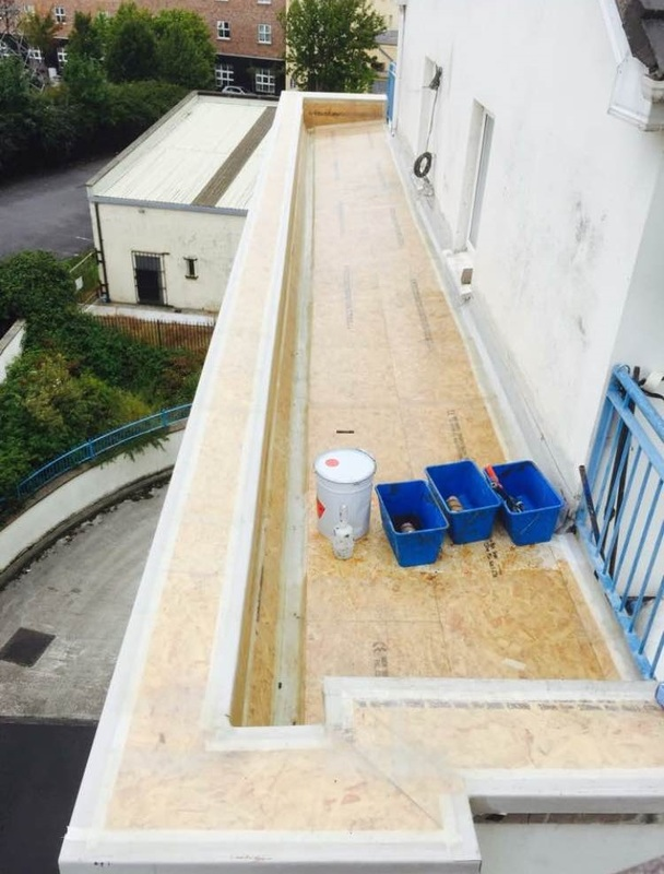 Recent Projects & Testimonials - Fibreglass Flatroofing.ie ...